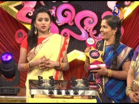Star Mahila | 21st  August 2017 | Full Episode | ETV Telugu | cinevedika.com