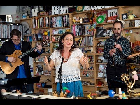 Lara Bello: NPR Music Tiny Desk Concert