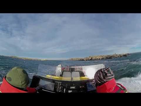 Sjöräddningssällskapet – frivillighet i 360 grader (VR)