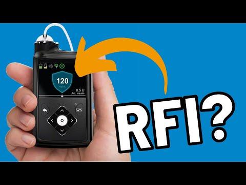 Amateur Radio Operator Banned! Insulin Pump