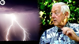 What does it feel like to get hit by lightning?