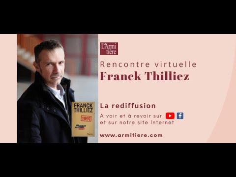 Vidéo de Franck Thilliez