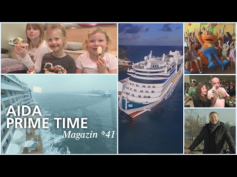 AIDA Prime Time Magazin #41
