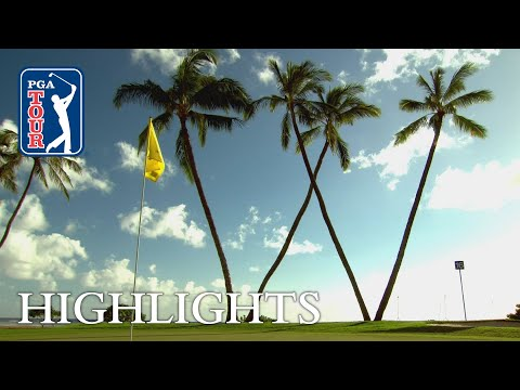 Highlights | Round 2 | Sony Open