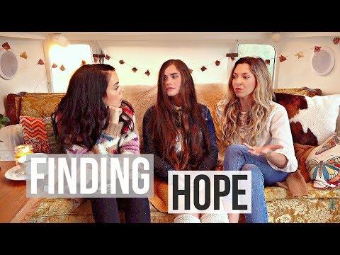 connectYoutube - Beating Hopeless Depression. w/ Tiffany Mitchell & Bonnie Kate Zoghbi  #TeaTalk Episode 12