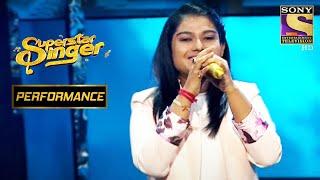 "Ankona के ""गली मे आज चाँद निकला"" के Performance से हुए Judges Impress | Superstar Singer - SETINDIA"