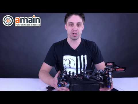 Amain Tech Talk Tuesday: Episode 5: How to calibrate your ESC & Set Throttle & Brake End Points