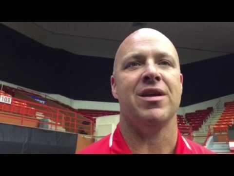 Salina Liberty coach Eric Clayton.