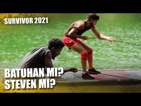 BATUHAN-STEVEN YARIŞI | Survivor 2021