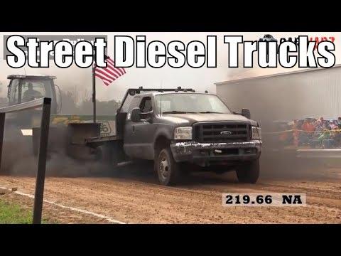 Street Diesel Truck Class From WMP At Kent City Michigan 2018