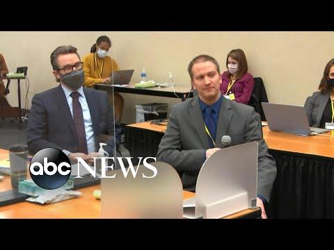 Closing arguments in Derek Chauvin trial begin tomorrow l GMA