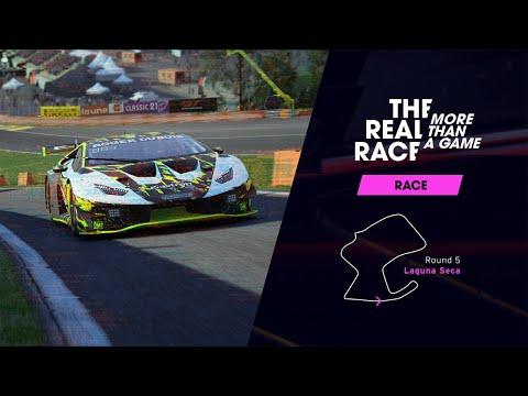 The Real Race - Round 5 Laguna Seca