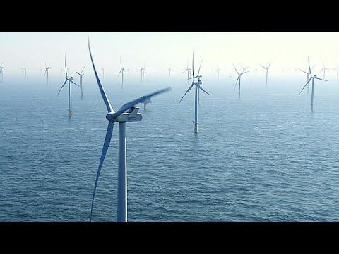Climate Now: Rüzgar türbinleri açık denizlerde nasıl çalışıyor?