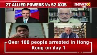 Time India-U.S Lead Counter Against China? | NewsX - NEWSXLIVE