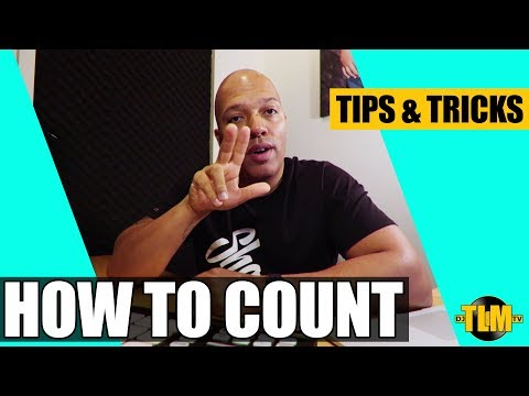 How to count music without drums