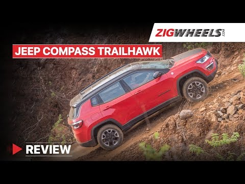 Jeep Compass Trailhawk | Automatic Off-road Maestro? | ZigWheels.com