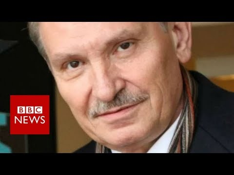 connectYoutube - Murder inquiry over the death of Russian businessman in London  - BBC News