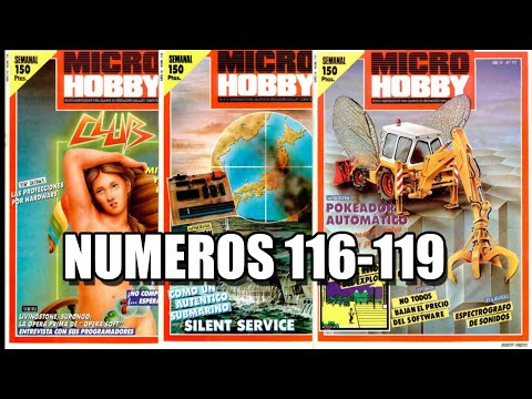 MICROHOBBY KIOSKO 116 119