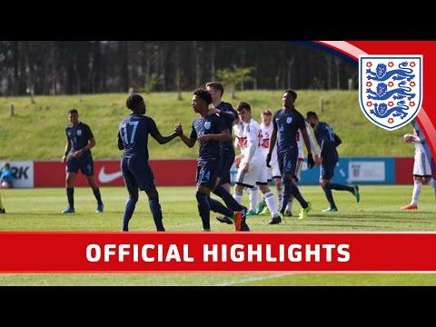 England U19 Euros Qualification - Norway, Spain & Belarus | Official Highlights