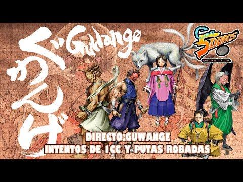 DIRECTO: GUWANGE - Intentos de 1cc y Putas Robadas