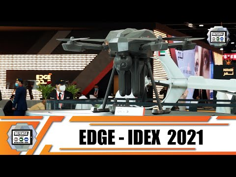 Loitering ammunition from UAE Adasi Halcon Edge QX Shadow family drone UAV unmanned aerial vehicle