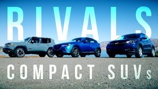 Rivals: One CUV to rule them all