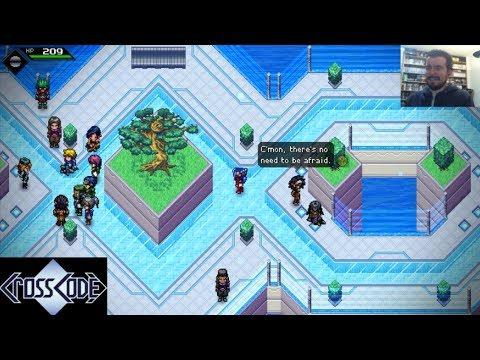 CROSSCODE (PC) - Un RPG al estilo de SNES y los 16 bits || Gameplay en Español