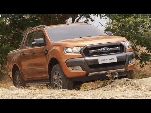 New Ford Ranger: Coming to Europe