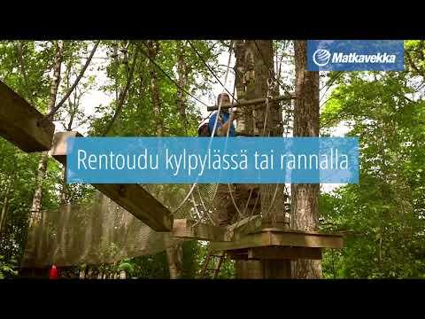 Matkavekka - Pariskuntien Pärnu