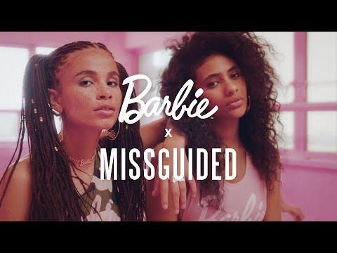 missguided.co.uk & Missguided Promo Code video: BARBIE X MISSGUIDED   Missguided