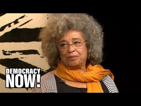 Angela Davis: I Would Like to Accept Birmingham Civil Rights Institute Award After BDS Controversy