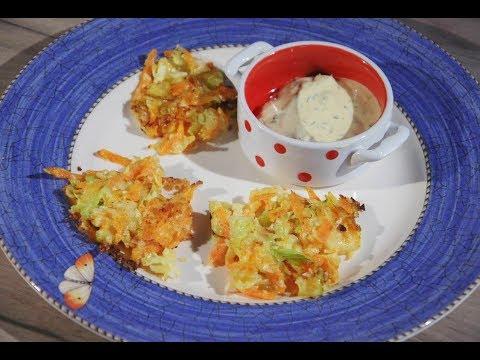Юлия Высоцкая — Капустные оладьи с морковью и луком-пореем photo