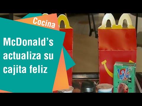 McDonald's actualiza su cajita feliz | Cocina
