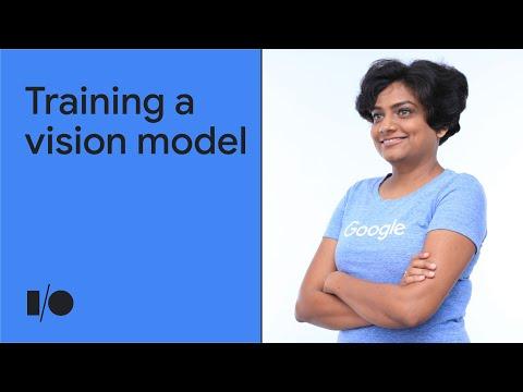 Strike a pose: Training a vision model on the AI Platform   Demo