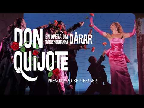 Don Quijote official trailer