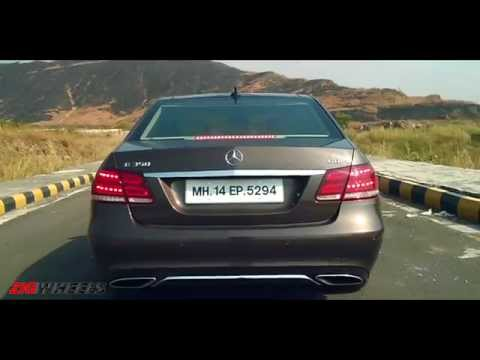 Mercedes Benz E350 :: WalkAround :: ZigWheels