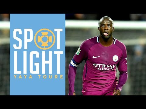 SPOTLIGHT! Yaya Toure v West Brom
