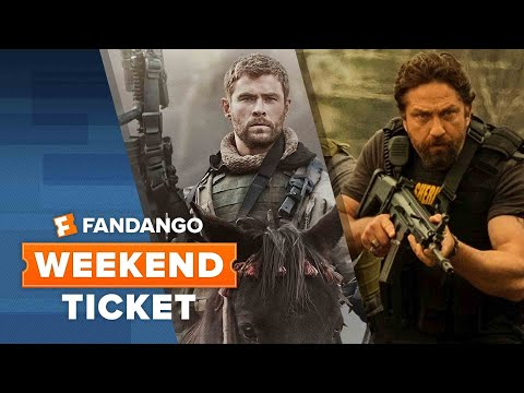 connectYoutube - Now In Theaters: 12 Strong, Den of Thieves, Forever My Girl | Weekend Ticket