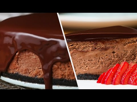 Sweet Recipes That Will Take You To Chocolate Paradise ? Tasty Recipes