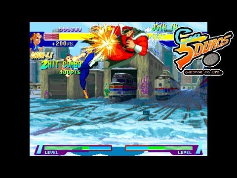"[BIS] STREET FIGHTER ALPHA: WARRIORS' DREAMS (CHUN LI) - ""CON 5 DUROS"" Episodio 85 (1cc) (CTR)"