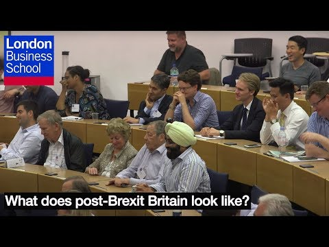 What does post-Brexit Britain look like? | London Business School