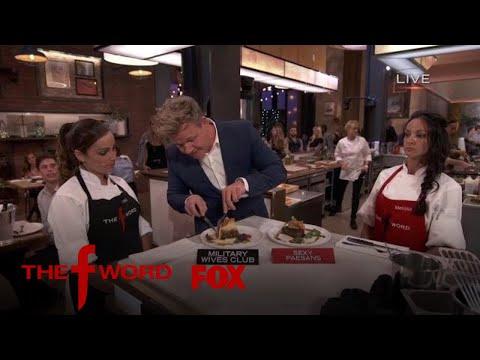 Gordon Ramsay Taste Tests The Top Teams Dishes   Season 1 Ep. 11   THE F WORD