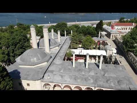 Restorasyonunun Ardından Mihrişah Valide Sultan İmarethanesi Böyle Görüntülendi