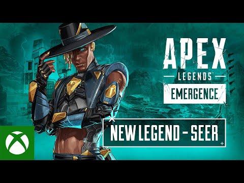 Meet Seer | Apex Legends Character Trailer