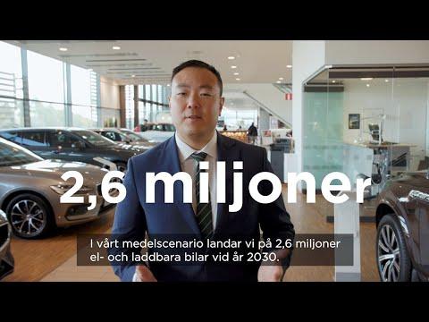 Så ser framtiden ut för elbilar ut i Sverige enligt ny prognos