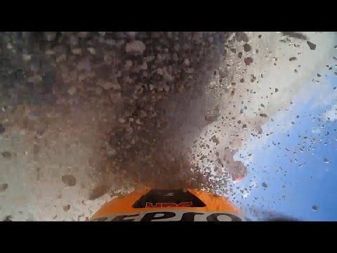 Biggest crashes of 2015: MotoGP?