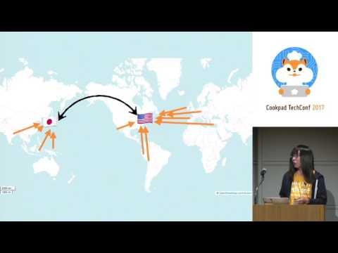 Building infrastructure for our global service - Sorah Fukumori (Cookpad TechConf 2017)