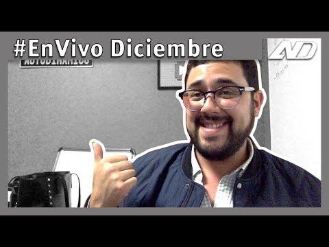 #EnVivo Diciembre 2018 - AutoDinámico Radio y Navidad