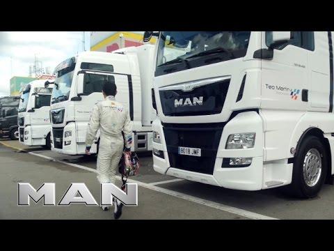 MAN #TRUCKLIFE - Teo Martin motorsport