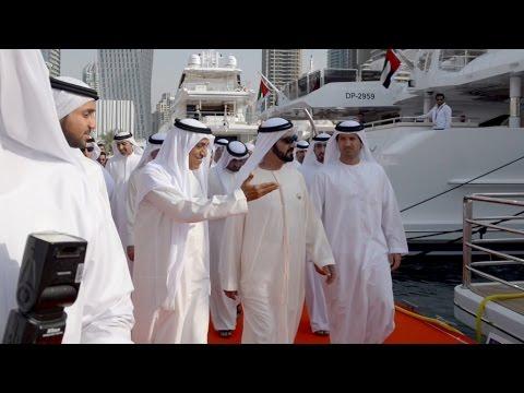 Gulf Craft celebrates its 35th Anniversary at the Dubai Int'l Boat Show